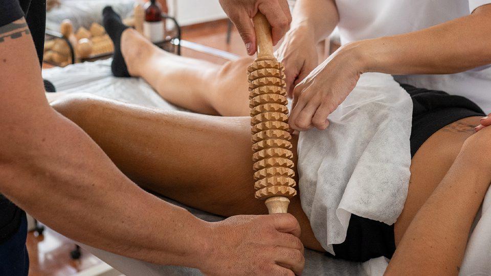 curso de maderoterapia malaga